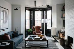 Interior design, architecture, modern, minimalist