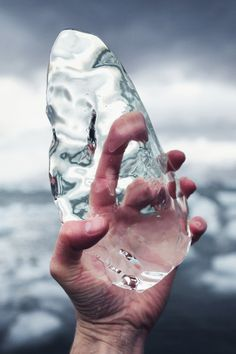 aurvm | Paul Cupido #frozen #cold #grasp #photography #icicle #ice #hand #chill