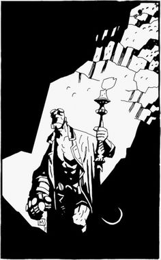 Swiss Cheese and Bullets - Journal - Mike Mignola's Dracula #comic #hellboy