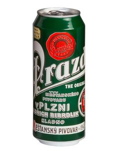 Pilsner Urquell Limited Edition Cans