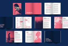 Vênus Mostra de Cinema Feminino   Branding on Student Show