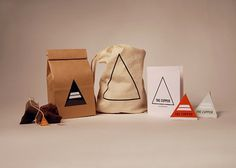 Samantha Kim - The Cupper #packaging #branding