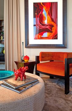 Chelsea Highrise apartment