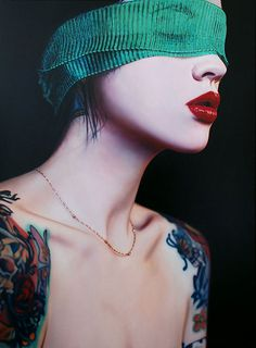 hiperrealistic painting by Philip Muñoz #illustration #realistic