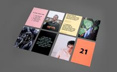Marcus Hollands #print #identity