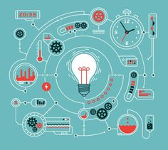 European Patent Marco Goran Romano #illustration