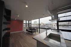 Yanaka Terrace by aat+makoto yokomizo, architects inc. #modern #design #minimalism #minimal #leibal #minimalist