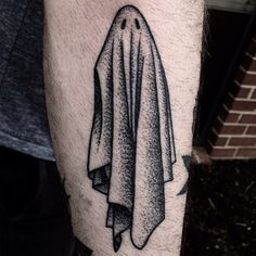 Healed ghost by Mike Adams #tatoos #ghost