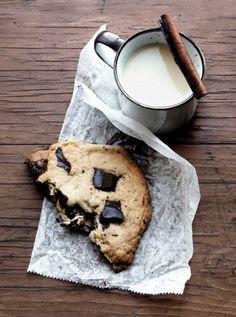 Image Spark Image tagged  #milk #food #cookie #biscuit