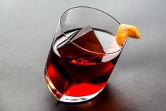 Desgin Gin - Negroni #cocktail #cocktails #alcohol #photography #desgin