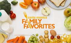 Family-Favorites-Santa-Monica-CityTV-cookery-show-logo-design-branding-identity-food-17 #food #branding