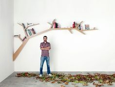 Branch-Oliver-Dolle-7.jpg (1400×1063) #interior #oliver #branch #dolle #design #books #furniture #bookshelf