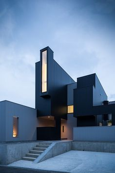 Scape House / FORM | Kouichi Kimura Architects
