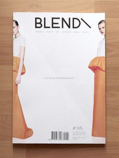 Graphic design inspiration #magazine