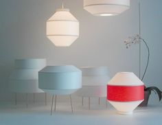 Kikomo Lamps by Renaud Thiry | Daily Icon #lighting #interiors #light