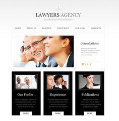 Joomla Law Firm Template