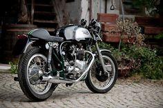 Triton motorcycle #motorbike