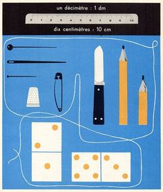 Present&Correct #math #infographics #illustration #retro