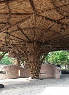 The Bamboo Garden / Atelier REP