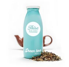Corporate Identity - Package Design on the Behance Network #brand #pack #tea #juice