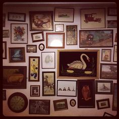 Instagram #wall #pictures