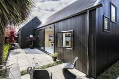 Black Urban Cottage 2
