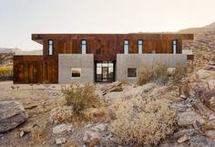 Ridge Mountain Residence / EYRC Architects