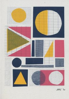 MAIYA - MY ADVENTURE IS YOUR ADVANTAGE :: ART / DESIGN / FASHION / DECOR #marcus waltersscreen print