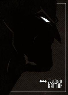 75 years of Batman #75 #dc #years #batman #poster #day #comics