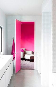 pink #interior #design