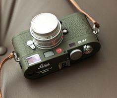Leica M8 #leica #m8 #green
