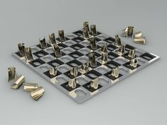 Minimal Chess on Behance