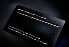 Business Card #business card #resin #nothing something