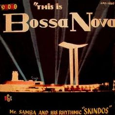 This is Bossa Nova #brazil #design #graphic #vintage