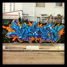 Revok1 | KEEP THE MOVEMENT MOVIN' #graffiti