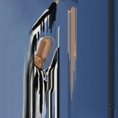 tumblr_lsx8a4a6Ov1qaedzdo1_1280.png (1021×1021) #referee #design #illustration #sports #magic #art #football #artist #judge