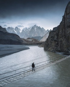 Stunning Outdoor and Adventure Photography by Steven Weisbach
