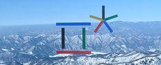 Pyeong Chang 2018 winter olympics brand identity