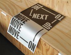 1948 Manifesto, Nike | OK-RM #print #typography