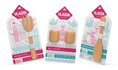 Vlasta Kitchenware #packaging