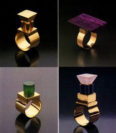 architecture jewellery