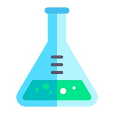 See more icon inspiration related to flask, science, chemistry, chemical, education, test tube and flasks on Flaticon.