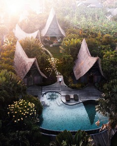 Indonesia From Above: Stunning Drone Photography by Malthe Zimakoff