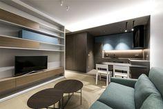 Modern One Bedroom Apartment in Vilnius - InteriorZine