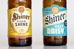 Karl Hebert's Design Work #packaging #beer #typography