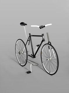 iainclaridge.net #emmanuel #pierrot #photography #bike