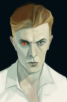 Bowie - Illustration - Phil Noto