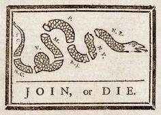 American Revolution | Amagi Clothing #america #vintage #snake