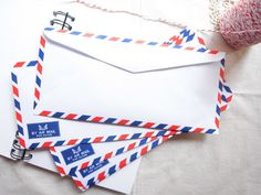 Air Mail #color