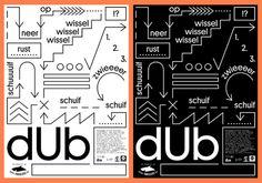 Cox & Grusenmeyer » dUb #print #poster